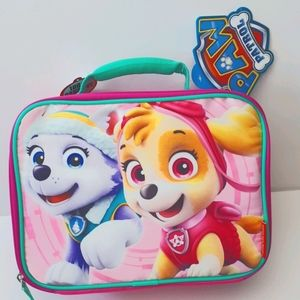 THERMOS Nickelodeon Paw Patrol Insulated Lunch Bag